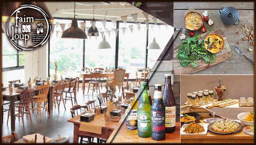 アンティークカフェ faim de loup-ファンデル- image