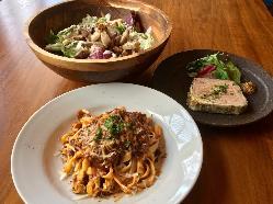 地の食材が主役!!竹原ならではのイタリア料理をお楽しみ下さい