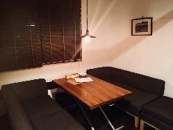 広々ソファー席☆くつろぎの空間でお料理が楽しめます!