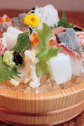 【海の幸】日本海の鮮魚をリーズナブルにお楽しみいただけます!