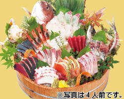 美味しい魚と高知の地酒!