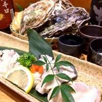 料理長がこだわり、 選び抜いた江田島産牡蠣の料理は必食!