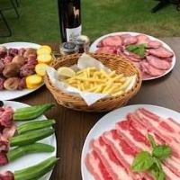 ◆コース◆ 仕事終わりのお食事や結婚式2次会、BBQパーティにも