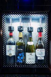 ワインサーバ☆窒素の力でいつでも同じ状態のワインが飲めます。