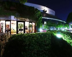 倉敷芸文館のすぐ横にございます。