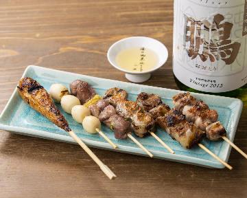 純米酒とやきとり もつ鍋のお店 御銀 image