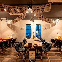 【居酒屋空間】 イタリアンをカジュアルに楽しめるお店です♪