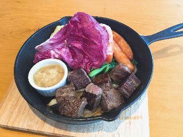 里山のからだにやさしい邑南食材 レストラン香夢里 image